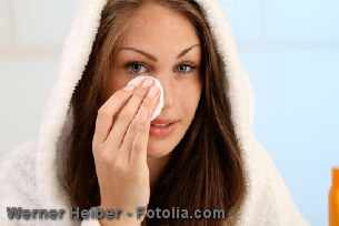 Richtig abschminken – wie lässt sich Make-up entfernen