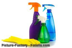 Reinigungsmittel – was sollte ich in Bezug auf Putzmittel beachten?