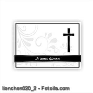 Trauerkarte schreiben – Tipps zur Gestaltung von Kondolenz