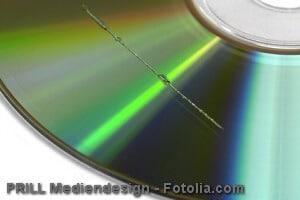 CD- und DVD Kratzer entfernen – Anleitung und Tipps