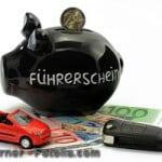 führerschein und euro