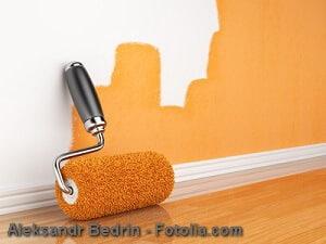 Wand streichen – Anleitung Tipps und Hilfsmittel