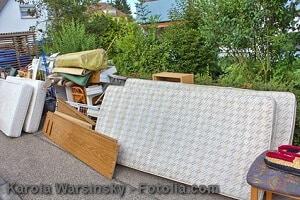 matratze entsorgen tipps und infos. Black Bedroom Furniture Sets. Home Design Ideas