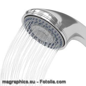 Sparduschkopf – Wasserverbrauch auf einfache Weise senken