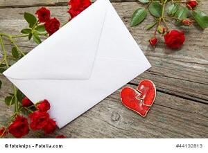 Perfekten Liebesbrief schreiben – Tipps und Inspirationen