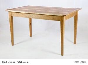 Naturholzmöbel – spezielle Pflegetipps zur Holzerhaltung