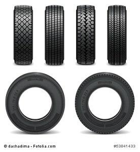 Profiltiefe bei Reifen – Mindestwerte bei Winter- und Sommerreifen