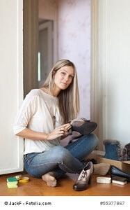 Schuhe richtig putzen – so geht's – Anleitung und Tipps