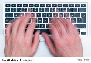 10-Finger-System – wie kann ich schnell schreiben lernen?
