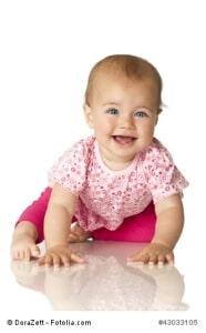 Baby beginnt zu krabbeln – Tipps zur Unterstützung