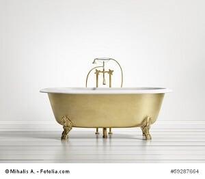 Bevorzugt Badewanne reinigen - Anleitung, Tipps und Hilfsmittel NE16