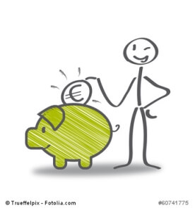 Mini-Zinsen für Sparer – Enteignung durch die Hintertür?