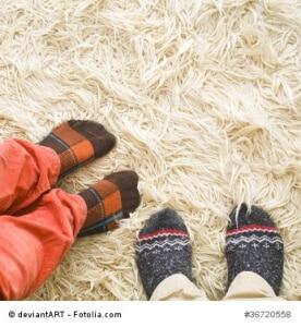 Flokati reinigen – Tipps und Hausmittel für die Reinigung