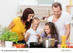 Kochen für Kinder – was schmeckt den Kleinen?