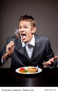 Zunge verbrannt – was tun? – Hausmittel und Tipps