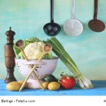 vegetables and kitchen utensils, cooking concept, free copy space