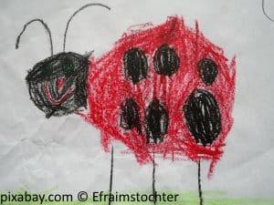 Kinder zum Malen animieren – Tipps und Hilfsmittel