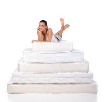 Bequem und gesund liegen auf der richtigen Matratze