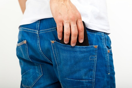 Loose Fit Jeans für Männer