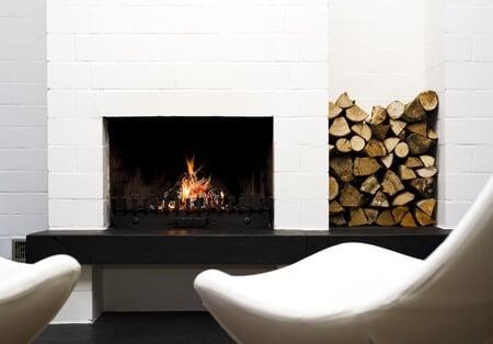 Brennholz für den Kamin richtig lagern