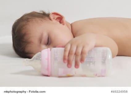 So unterstützen Sie die Verdauung Ihres Babys [Sponsored Post]