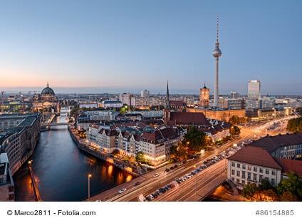 Umziehen in Berlin mit dem richtigen Partner