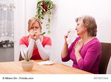 Wie man sein Zuhause Allergiker freundlich gestaltet
