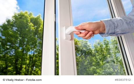 Die Wohnung richtig lüften – wertvolle Tipps für den Alltag