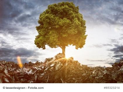 Mit der Abgabe von Metallschrott Geld verdienen und der Umwelt dienen