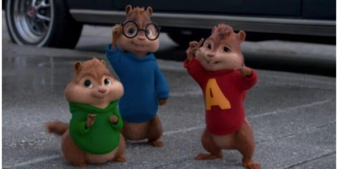 """Alvin und die Chipmunks – Neuer Kinofilm """"Road Chip"""" startet im Januar (Sponsored Video)"""