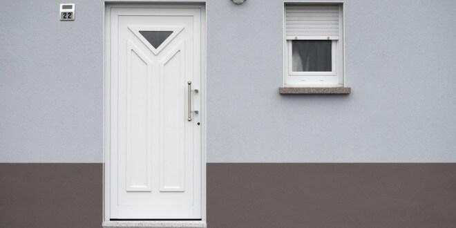 Wie schützt eine Haustür unser Eigenheim?