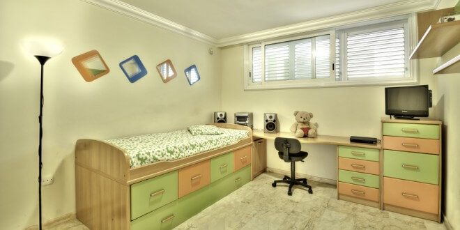 die optimale beleuchtung f rs kinderzimmer. Black Bedroom Furniture Sets. Home Design Ideas