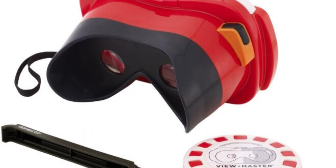 Mit dem View-Master ist Virtual Reality für alle möglich [Sponsored Video]