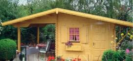 Nützliche Gartenhäuser: zunächst eine gute Planung