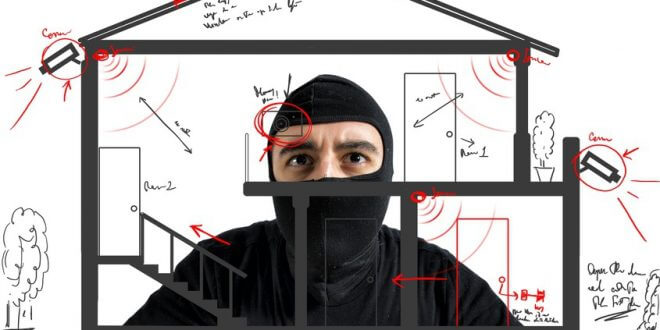 Das eigene Haus mit einer Alarmanlage schützen