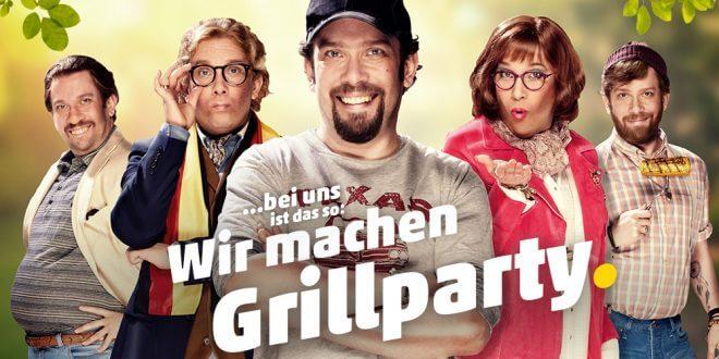 Wir machen Grillparty: Christian Ulmen wirbt für PENNY [Sponsored Video]