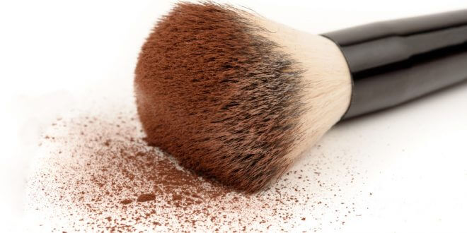 Paint it clean: Make-up-Pinsel reinigen