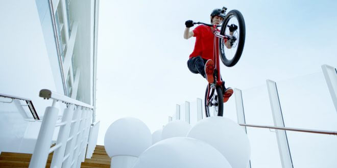 AIDA entdecken: Auf der Liege – oder auf dem Fahrrad [Sponsored Video]