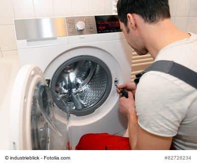 waschmaschine undicht unten