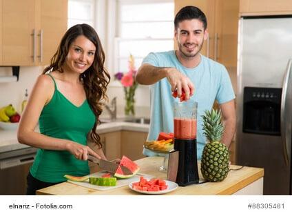 Ob Stabmixer, Getreidemühle oder Blender – Mit diesen Küchengeräten wird die eigene Küche zur Speisenmanufaktur