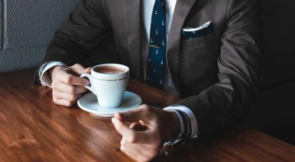 Modeknigge für den Business-Mann