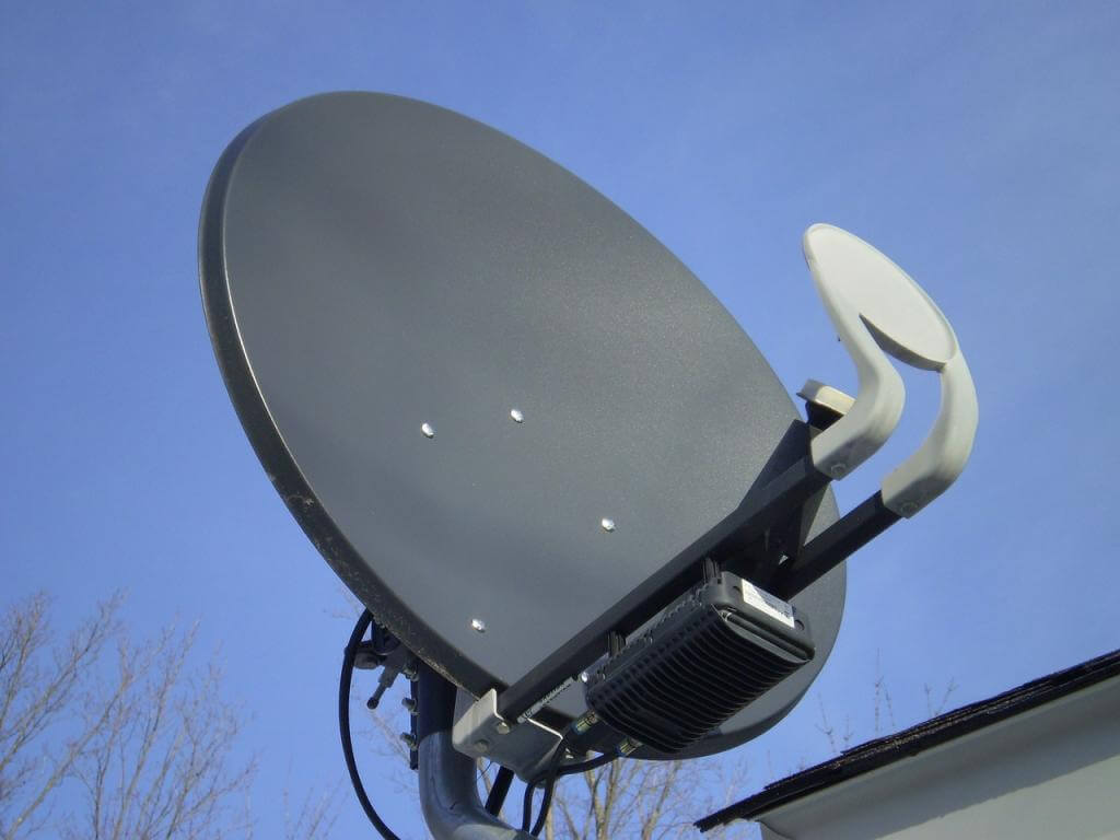 Sat Antennen: Trotz Internet-TV attraktiv