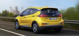 Opel Ampera-E: Elektro-Auto mit der Reichweite eines Benziners