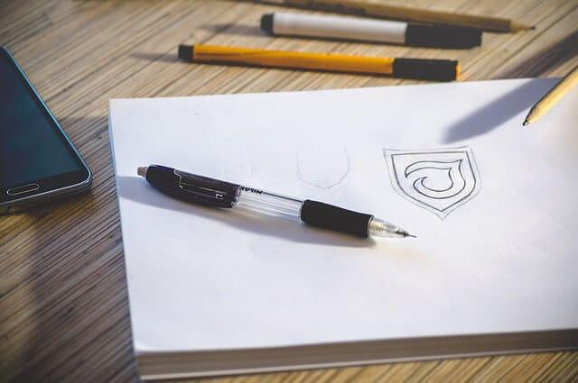 Warum kompliziert, wenn es auch einfach geht?  Ein eigenes Logo schnell und unkompliziert selber entwerfen