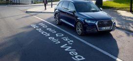 Audi Q2, Q3, Q5 und Q7: Für jeden Draufgänger der richtige Wagen [Sponsored Video]