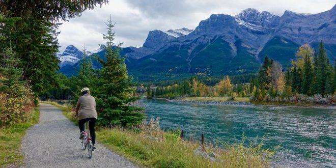 Radfahren fördert die Gesundheit