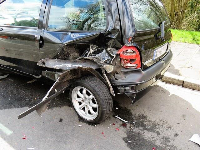 Was tun beim Autounfall?