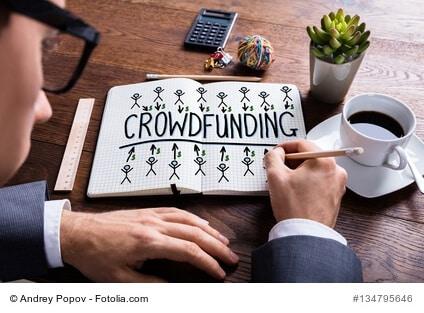 Crowdfunding als Finanzierungsmöglichkeit für Existenzgründer