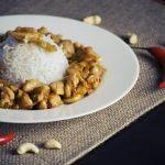 Huhn, Reis