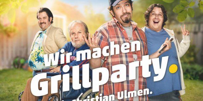 Angrill-Andi ist zurück: Penny setzt lustige Filme mit Christian Ulmen fort [Sponsored Video]